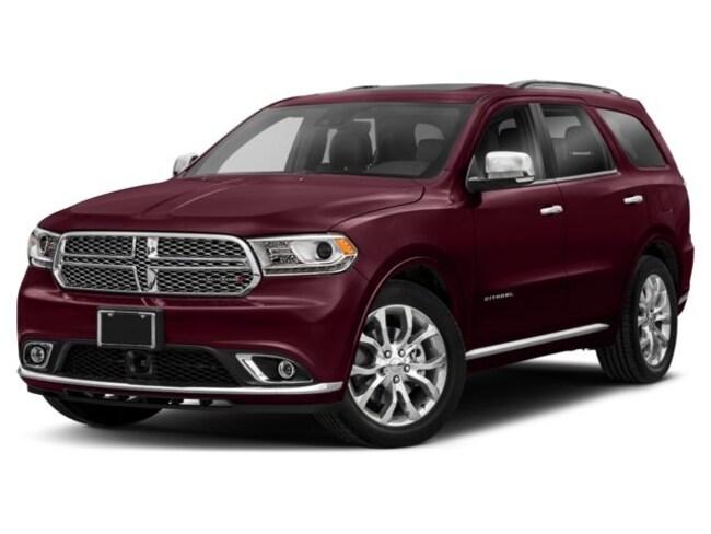 New 2018 Dodge Durango CITADEL AWD Sport Utility