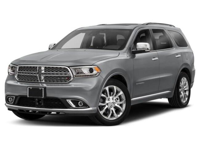 2018 Dodge Durango Citadel Anodized Platinum SUV