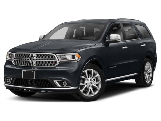Used 2018 Dodge Durango Citadel SUV for sale in Hornell, NY