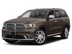 2018 Dodge Durango CITADEL AWD Sport Utility for sale at Young Chrysler Jeep Dodge Ram in Morgan, UT