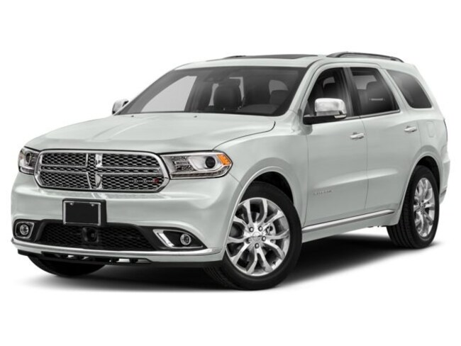 New 2018 Dodge Durango CITADEL AWD Sport Utility in Great Bend