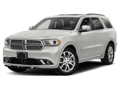 New 2018 Dodge Durango CITADEL ANODIZED PLATINUM AWD Sport Utility 485278 for Sale in Madison, WI, at Don Miller Dodge Chrysler Jeep Ram