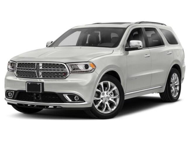 New 2018 Dodge Durango CITADEL AWD Sport Utility For Sale in Atlus, OK