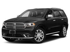 NEW 2018 Dodge Durango CITADEL AWD Sport Utility for sale in Washington, NC