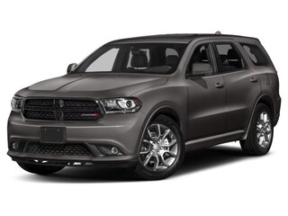 New 2018 Dodge Durango R/T AWD Sport Utility for sale in Lebanon, NH at Miller Chrysler Jeep Dodge Ram