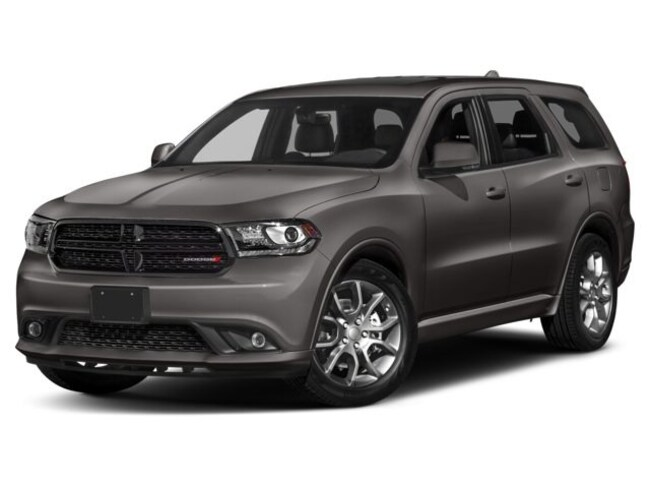 New 2018 Dodge Durango R/T AWD Sport Utility for sale in Modesto, CA at Central Valley Chrysler Jeep Dodge Ram