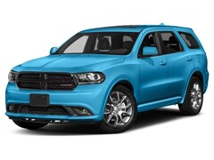 New 2018 Dodge Durango Sport Utility in Wausau