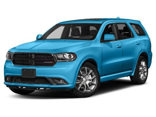 New 2018 Dodge Durango R/T AWD Sport Utility in Roswell, NM