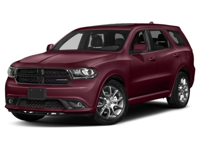 2018 Dodge Durango R/T AWD Sport Utility serving Buffalo