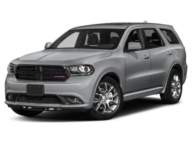 New 2018 Dodge Durango R/T AWD Sport Utility for sale in Chantilly