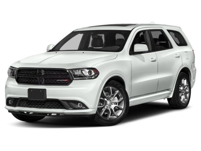 New 2018 Dodge Durango R/T AWD Sport Utility for sale in Auburn, IN