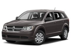 New 2018 Dodge Journey SE SUV in Oshkosh, WI