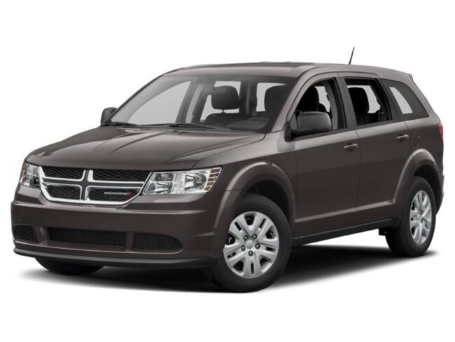 New 2018 Dodge Journey SE Sport Utility in Birmingham