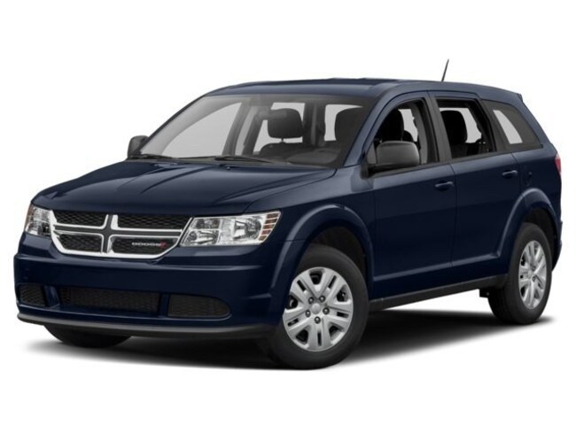 New 2018 Dodge Journey SE SUV in Sioux City