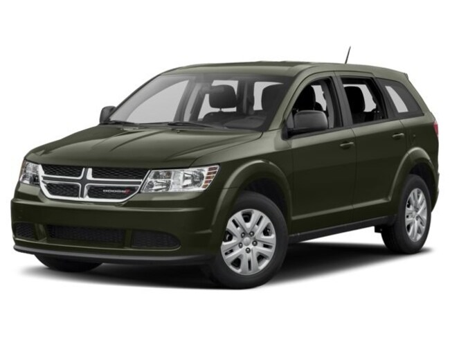 2018 Dodge Journey SE Sport Utility at Jack Key Auto Group