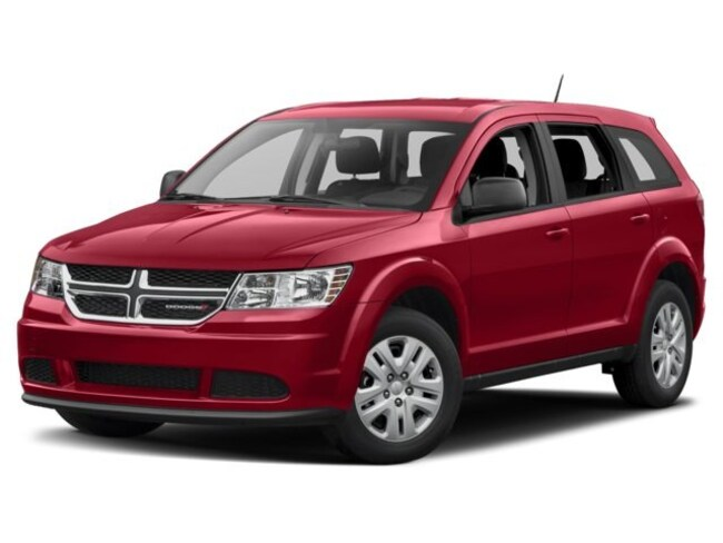 New 2018 Dodge Journey SE Sport Utility West Frankfort, IL