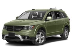 New 2018 Dodge Journey CROSSROAD Sport Utility for sale in Mt Pleasant, MI