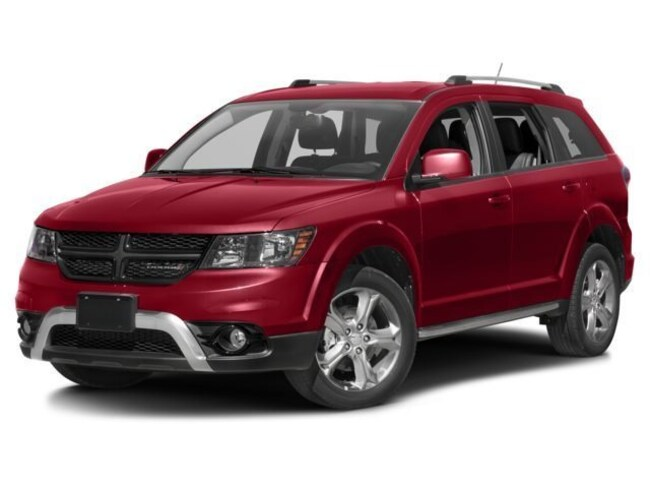 New 2018 Dodge Journey Crossroad SUV in El Paso