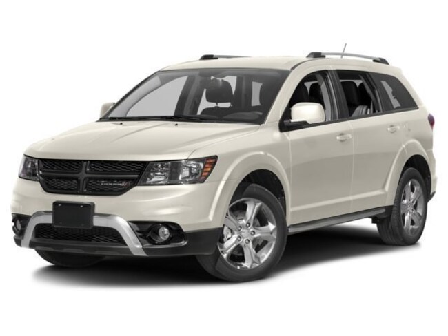2018 Dodge Journey Crossroad Crossroad FWD