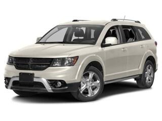 New 2018 Dodge Journey Crossroad SUV Midland, TX