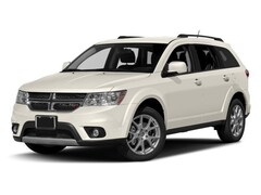 2018 Dodge Journey SXT SXT AWD
