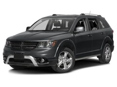 New 2018 Dodge Journey CROSSROAD AWD Sport Utility near South Bend & Elkhart