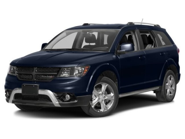 New 2018 Dodge Journey CROSSROAD AWD Sport Utility For Sale Sand Creek, WI