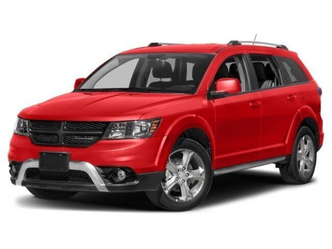 New 2018 Dodge Journey Crossroad SUV Erie