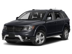 New 2018 Dodge Journey CROSSROAD AWD Sport Utility Maumee Ohio