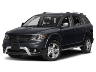 New 2018 Dodge Journey CROSSROAD AWD Sport Utility 3C4PDDGG5JT431631 for sale in Auburn, IN