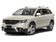 2018 Dodge Journey Crossroad AWD Crossover