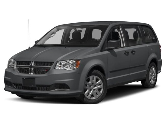 New 2018 Dodge Grand Caravan SE Van Passenger Van in Muncy