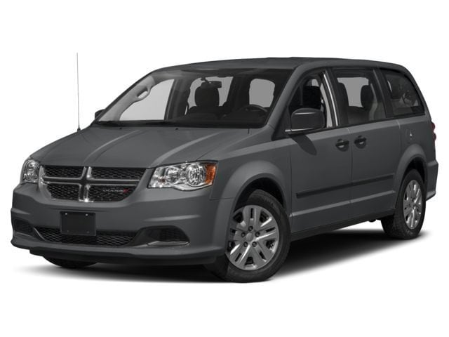 2018 Dodge Grand Caravan Van Passenger Van