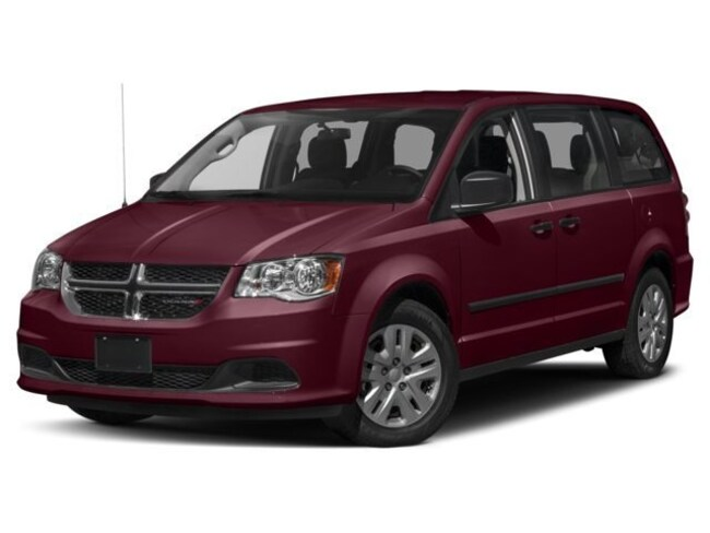 Used 2018 Dodge Grand Caravan SXT Wagon Westfield, NY