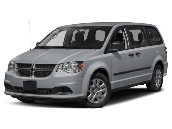 New 2018 Dodge Grand Caravan SXT Passenger Van near Pittsburgh