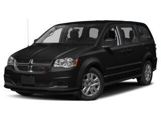 2018 Dodge Grand Caravan SXT Passenger Van