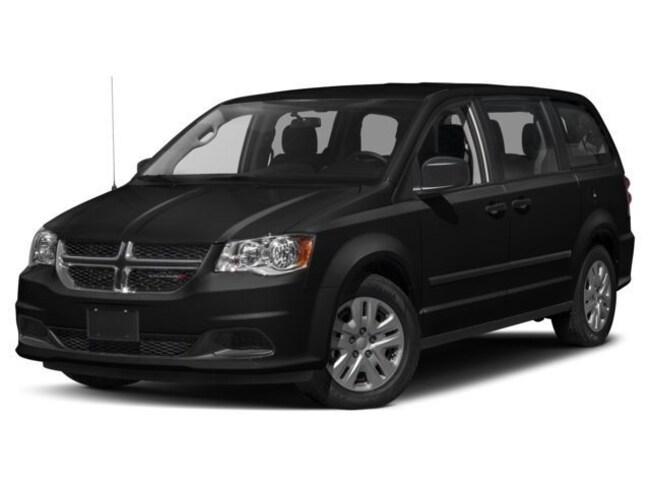 New 2018 Dodge Grand Caravan Van Passenger Van Boise