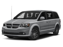 2018 Dodge Grand Caravan GT Wagon Mini-van, Passenger