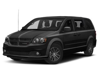 Used 2018 Dodge Grand Caravan GT Van Passenger Van For Sale in Torrington