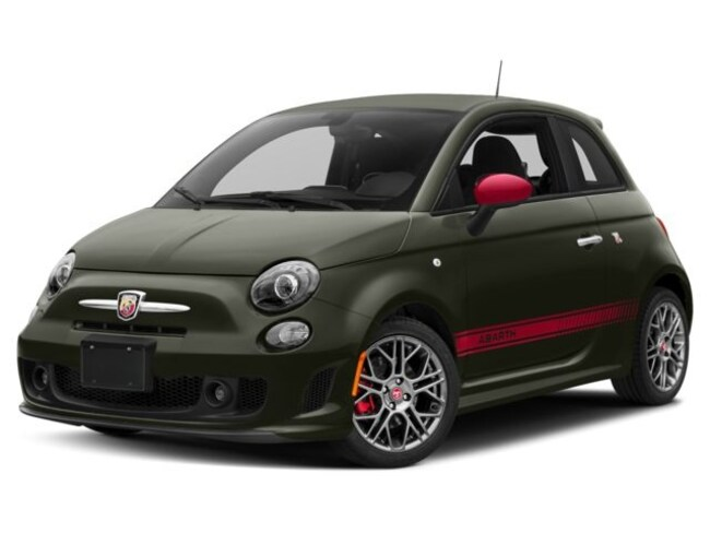 New 2018 FIAT 500 ABARTH Hatchback Greer, SC