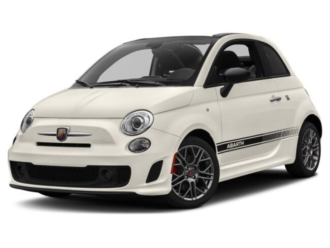 New 2018 FIAT 500c Pop Convertible for sale/lease in Wesley Chapel FL
