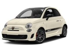 New 2018 FIAT 500c Lounge Convertible Wesley Chapel, FL