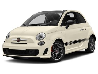 New 2018 FIAT 500c 3C3CFFEH3JT412256 For sale near York PA