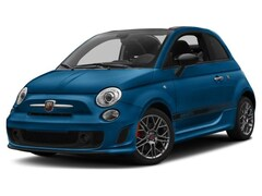 2018 FIAT 500c Abarth Convertible