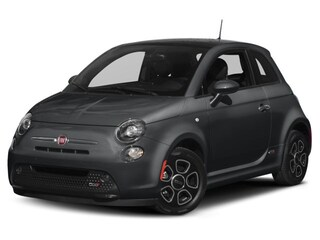 New 2018 FIAT 500e (Available Only in CA and OR) Hatchback near San Francisco