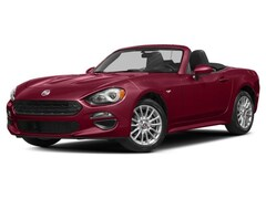 2018 FIAT 124 Spider Classica Convertible 1382 for sale at FIAT of Lehigh Valley in Easton, PA