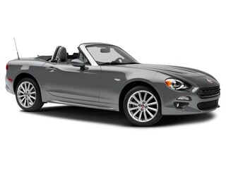 New 2018 FIAT 124 Spider LUSSO Convertible in Modesto, CA at Central Valley Chrysler Jeep Dodge Ram