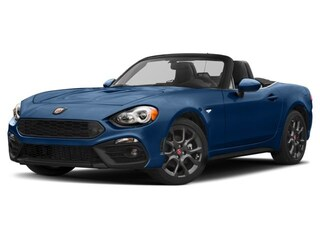 New 2018 FIAT 124 Spider ABARTH Convertible in Modesto, CA at Central Valley Chrysler Jeep Dodge Ram