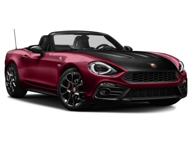 certified 2018 fiat 124 spider for sale in montgomeryville | vin