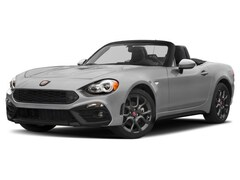 2018 FIAT 124 Spider Abarth Convertible